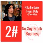 Rita Fortuny de Team Ugly